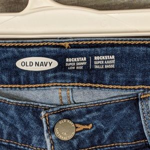 Old Navy Jeans - 3/$20 👯♀️Host Pick⚡️Old NavyRockstar SkinnyJeans